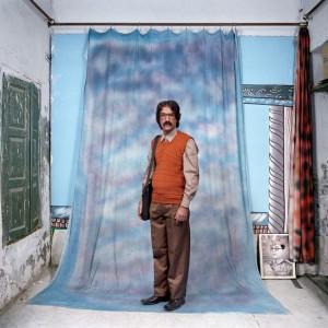 Image du photographe Olivier Culmann, tirée de la série The Others