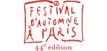 Logo Festival d'Automne - 44e édition (édition 2015)