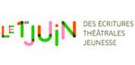 Logo 1er juin des écritures théâtrales jeunesse