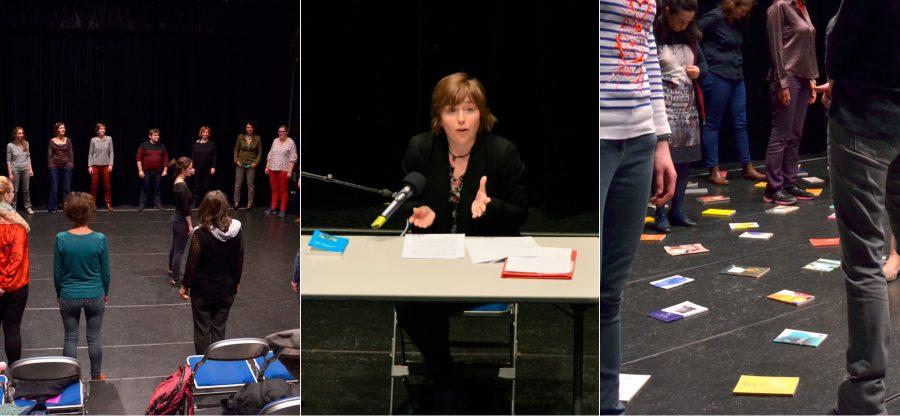 Conférence «la littérature théâtrale pour la jeunesse» (audio)