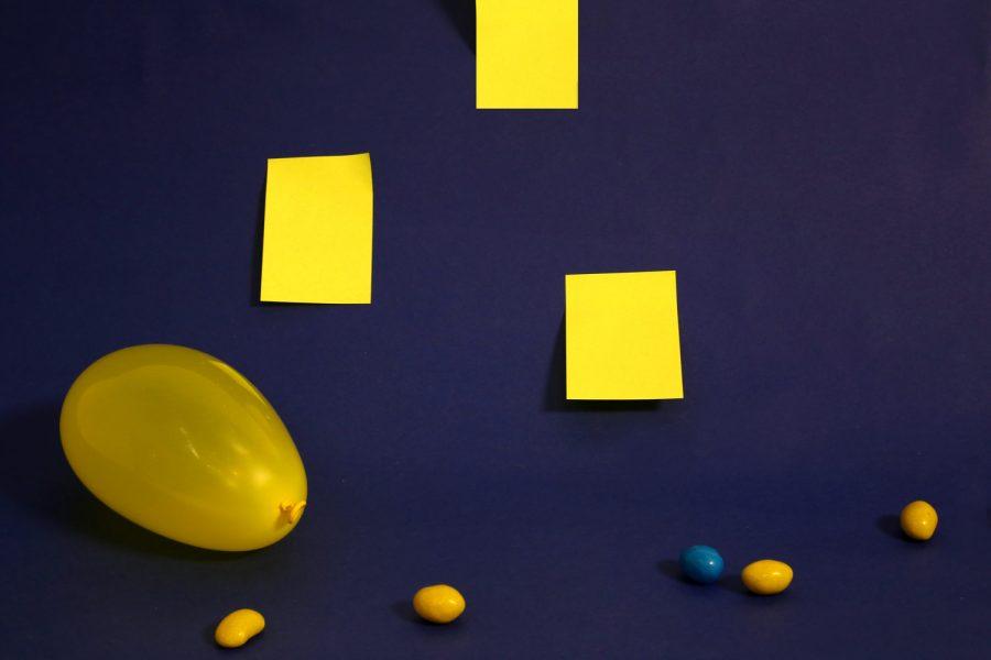 «Yellow submarine» – Jeanne et Maelle