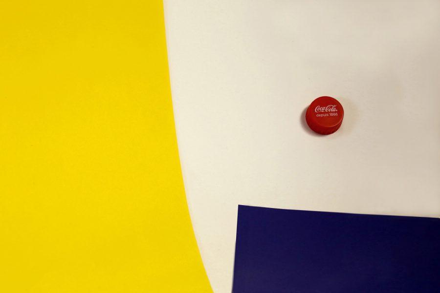 «Mondrian» – Jeanne et Maelle