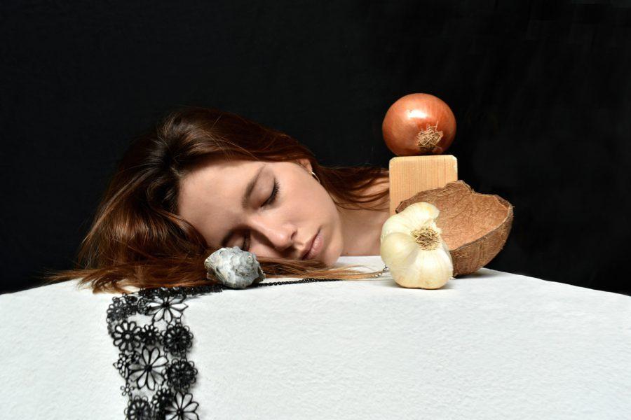 «La morte» – Tina, Auriane et assia