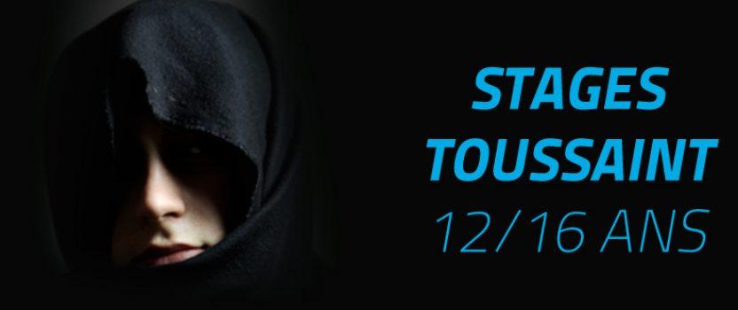 <strong>Stages vacances de Toussaint 12/16 ans</strong>