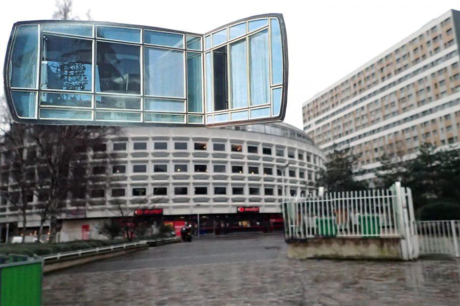 Collège Moulin des Prés avec Guillaume Pallat