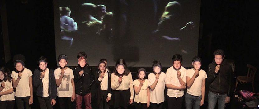 <strong>Restitutions théâtre et vidéo &#8211; Maternelle Ménilmontant, élémentaire E. Dolet, collège C. Besson</strong>