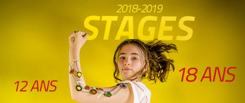 <strong>Stages 2018-2019 : inscriptions ouvertes</strong>