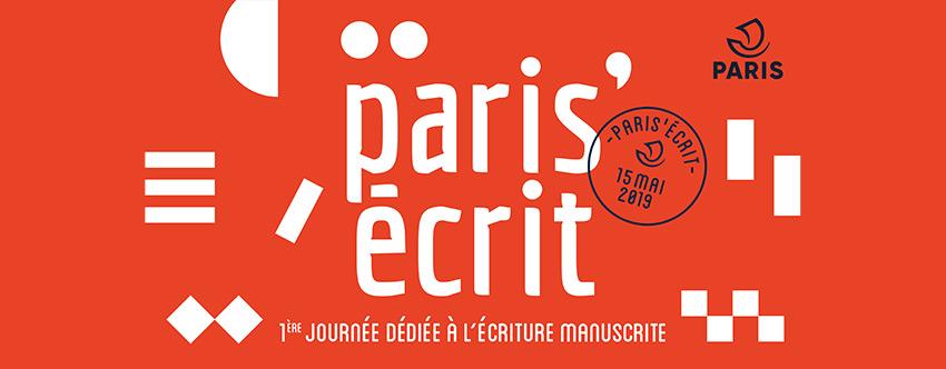 <strong>Paris'écrit à la Mgi – Première journée dédiée à l'écriture manuscrite</strong>