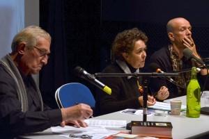 Conférence avec Marie-Christine Bordeaux, Tristan Trémeau et Jean-Claude Lallias (modérateur) sur le thème « Le regard, la transmission, la médiation », le 19.10.2015, dans le cadre de la formation pluridisciplinaire organisée par la Mgi, l'ANRAT et le Festival d'Automne à Paris.