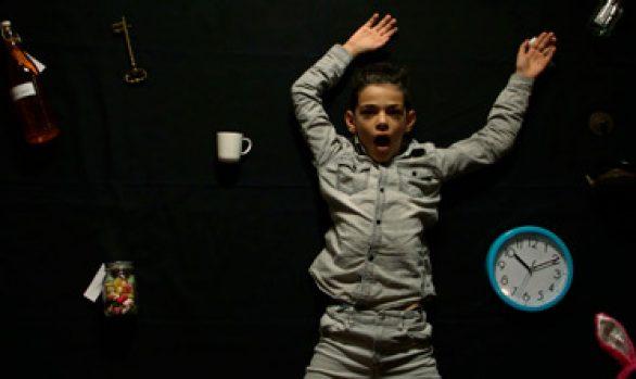 Séance d'initiation de 3h aux techniques de l'art vivant ou du cinéma avec des élèves de CE2