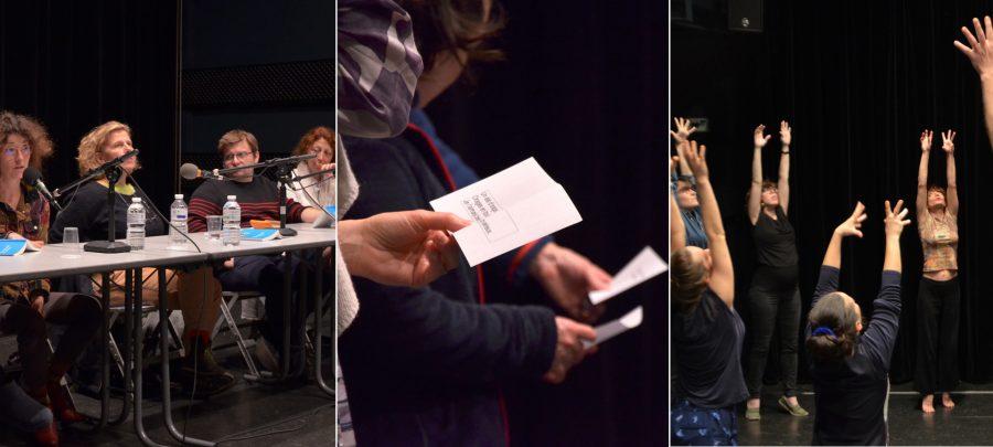 Table-ronde «De la commande de texte de théâtre jeunesse à l'auteur» (audio)