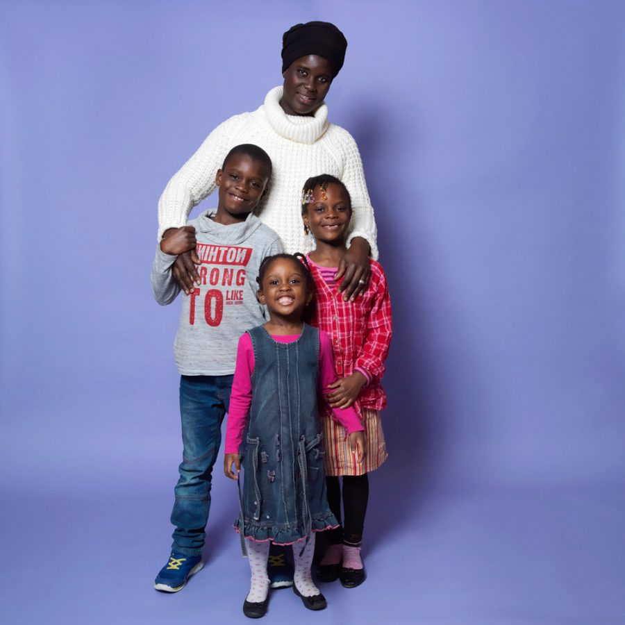 Portraits de famille – Villemomble