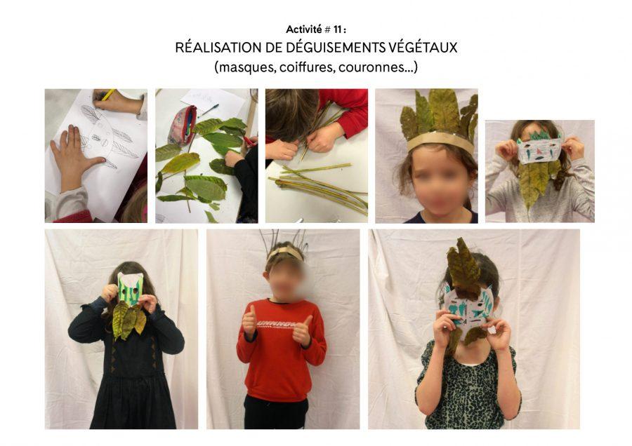 Photographie et végétation