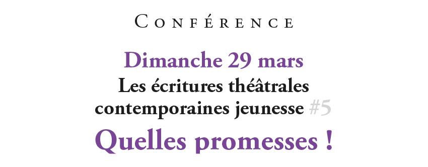 <strong>Conférence – Écrire pour les jeunes publics : une conquête de la liberté</strong>