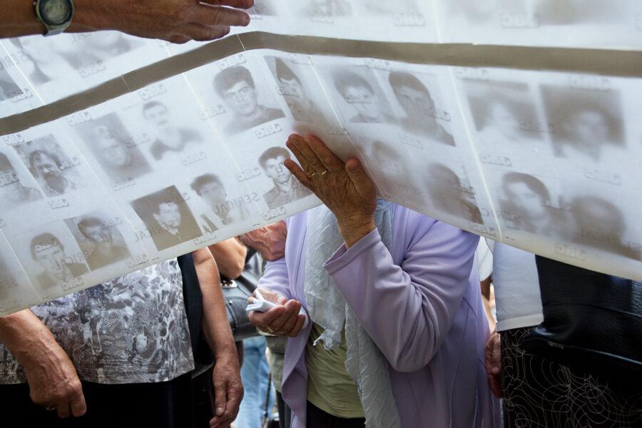 «Trnopolje, un été oublié» Bosnie, 2010-2012 • Zabou Carrière