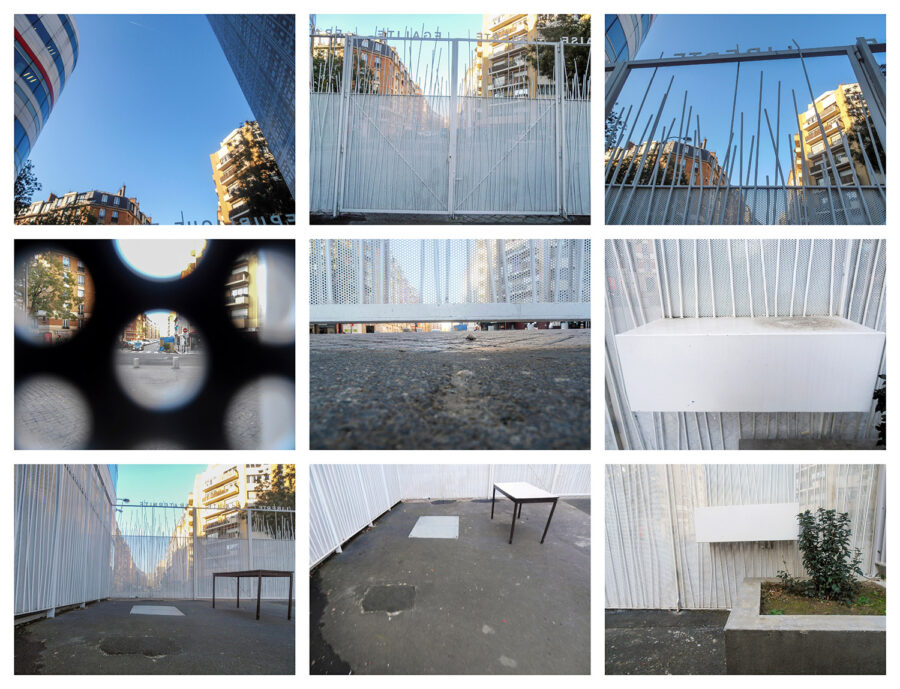 Espace intime / Espace Public