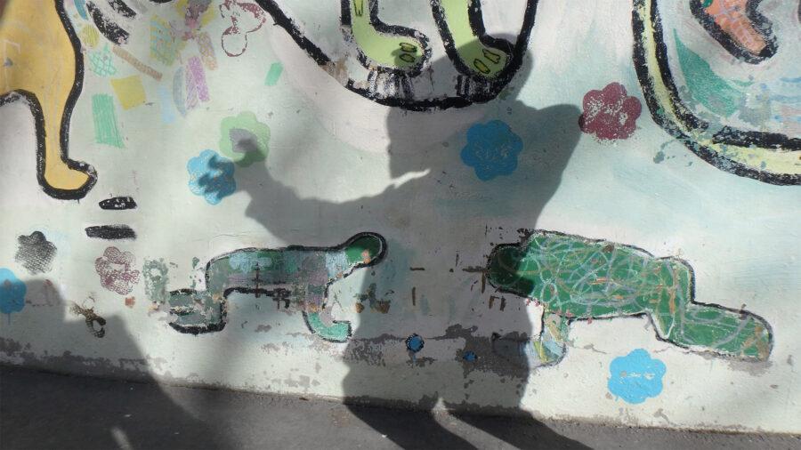 Arts visuels en périscolaires · École Alésia